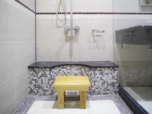 自建浴缸效果图大全